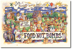 Food Not Bombs pic